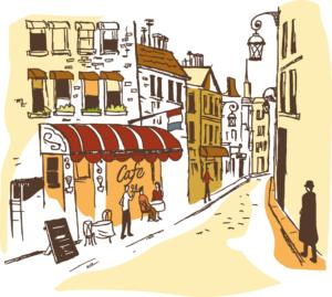 cafe-parisien